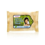 Prreti Make-Up Cleansing Tissues - Green Tea Extract 10 Sheets