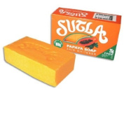 Sutla Thai Papaya Skin Whitening Soap 160g/160ml