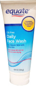 Equate Daily Face Wash 190ml. Clearasil daily