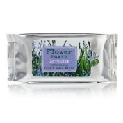 Hand and Face Mini Wipes Flower Power By NPW