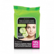 A! Absolute Make up Cleansing Tissues, Cucumber, 33 ct