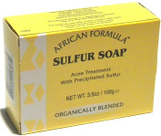 Sulphur Soap Acne Treatment Facial Soap