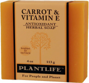 Carrot & Vitamin E 100% Pure & Natural Aromatherapy Herbal Soap- 120ml
