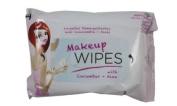 Spa life Facial Wipes, Cucmber, 160ml