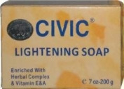 Civic Toilet Soap
