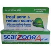 Sudden Change Scar ZoneA Acne Treatment & Scar Diminishing Cream with Green Tea for Sensitive Skin - 15ml