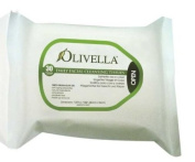 Olivella Facial Cleansing Tissues