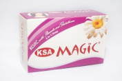 KSA Magic 3in1 Whitening Soap - Kojic with Placenta and Glutathione