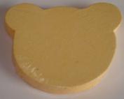 Compressed Sponges - Bear Shape - Pack of 12
