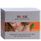Moraz Galilee Medical Herbs Polygonum Day Cream for Dry Skin, 50ml