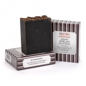 Shea Terra Organics Authentic African Black Soap 150ml
