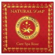 Natural Soap Bar Original Madame Heng : Care Spa Rose