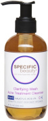 SPECIFIC beauty Clarifying Wash Acne Treatment Cleanser, 200ml