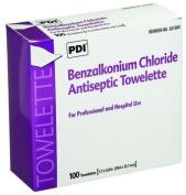 Benzalkonium Chloride Towelettes