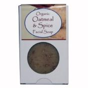 Kettle Care Organic Oatmeal & Spice Facial Bar Soap