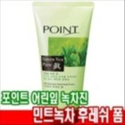 Point Green Tea Latte Moisture Foam 175g