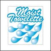 Fresh Nap Moist Towelettes, 4 x 7, White, 1000/Carton
