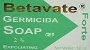 Betavate Germicida Soap 2% Exfoliating 200G