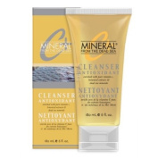 C Mineral From The Dead Sea Cleanser Antioxidant 180ml