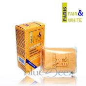 Paris Fair & White Savon Aha-2 Exfoliating and Lightening Soap