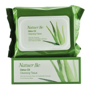 Enprani Natuer Be Detox Oil Cleansing Tissue 60Sheets