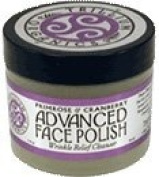 Face Polish Advanced Primrose & Cranberry Wrinkle Relief By Trillium 60ml Jar