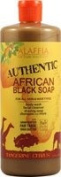 Alaffia African Black Soap For All Skin and Hair Types Tangerine Citrus -- 950ml