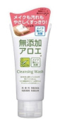 ROSETTE | Cleansing Wash | Additive Free Aloe Facial Washing Foam 120g