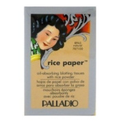 Palladio Rice Paper Tissues Natural