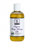 Be Natural Organics Organic Body Massage Oil