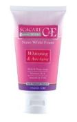 Scacare C & E Nano White Foam : Whitening & Anti-Ageing : 100G