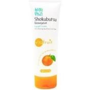 Shokubutsu Monogatari Whitening Facial Face Foam Moisturiser Cleanser Orange