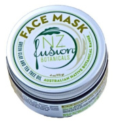 Australian Green Clay and Tea Tree Oil Face Mask 120ml/113 gr.