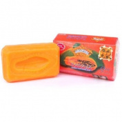 Asantee Thai Papaya Herbal Skin Whitening Soap 135g
