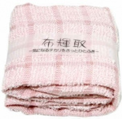FUKITORI (Towel Handkerchief) Pink