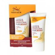 50 Grammes Tiger Balm Neck & Shoulder Rub Boost Extra Strength Warm Pain Relief
