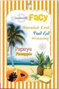 FACY Hawaiian Cool Peel Gel Whitening Papaya & Pineapple x 3 Sachets