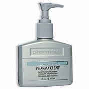 Pharmagel Pharma Clear Cleanser, 6 Fluid Ounce