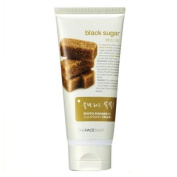TheFaceShop Black Sugar Phyto Powder in Cleansing Cream 150ml Remove Blackhead and Dead Skin Cells