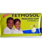 Tetmosol Medicated Soap Citronella