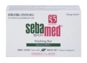 Rohto seba med Facial Washing Soap Washing Bar 100g Delicate Skin