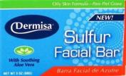 Dermisa Soap Sulphur Facial 90ml
