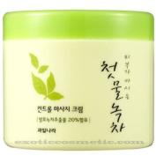 The First Green Tea Natural Facial Massage Cream