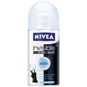 Nivea Pure Invisible for Black & White Antiperspirant Deodorant Roll-on 50ml