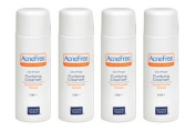 Acnefree Oil Free Purifying Cleanser (Step 1) Value Pack 4 X 120ml = 470ml