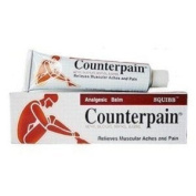 Counterpain Muscular Pain Relief Hot Warm Balm 60g.