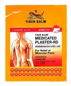Tiger Balm Medicated Plaster Warm Rd 7x10cm Pain Relief