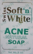 Swiss Soft N White Acne Natural Soap 210ml