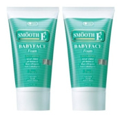 Smooth E Babyface Foam Non-ionic Facial Cleanser 120ml