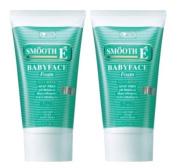 Smooth E Babyface Foam Non-ionic Facial Cleanser 120ml